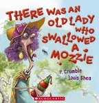 Aussie Gems: There Was An Old Lady Who Swallowed a Mozzie