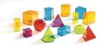View-Thru Geometric Solids