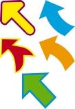 Designer Cut-Outs: Arrows
