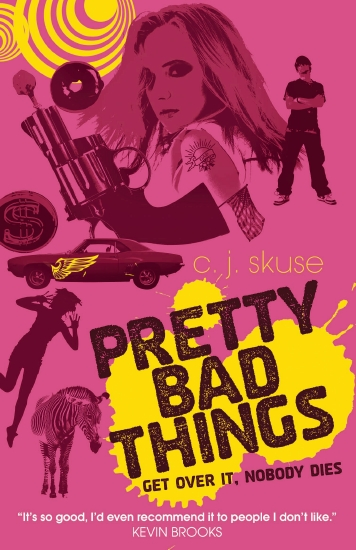 Pretty Bad Things                                                                                    - Book