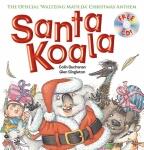 Santa Koala (with CD)