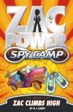 Zac Power Spy Camp: Zac Climbs High