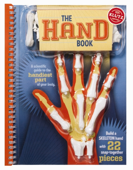 Klutz: Hand Book 6-Pack                                                                              - Pack