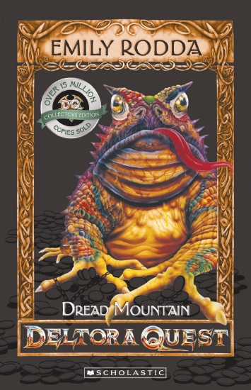 Deltora Quest 1: #5 Dread Mountain