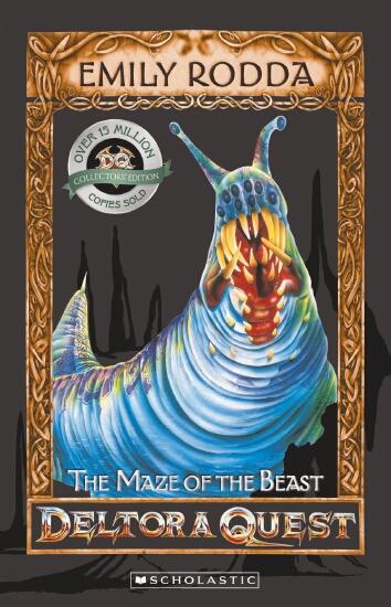 Deltora Quest 1: #6 Maze of the Beast