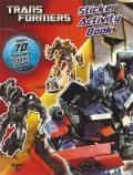 Transformers Sticker Activity
