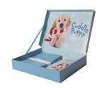 Cuddle Puppy Stationery Box