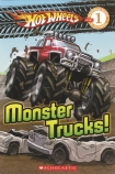 Hot Wheels Reader Level 1: Monster Trucks!