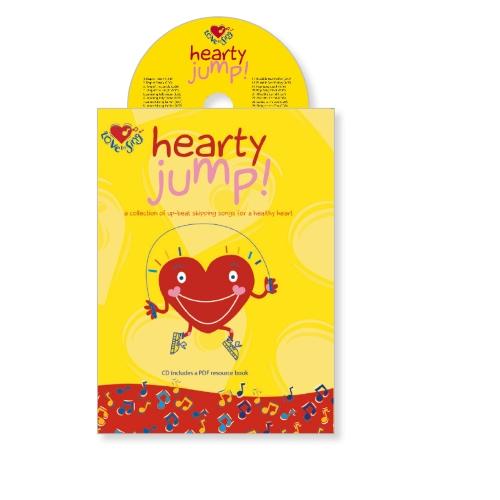 HEARTY JUMP CD + TRB
