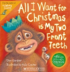 All I Want For Christmas (with CD)