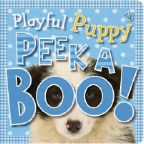 Peek A Boo! Playful Puppy