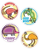 Aboriginal Merit Stickers