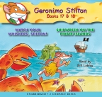 Geronimo Stilton Books #17 & #18 Audiobooks