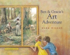 Ben & Gracie's Art Adventure