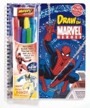 Draw The Marvel Heroes