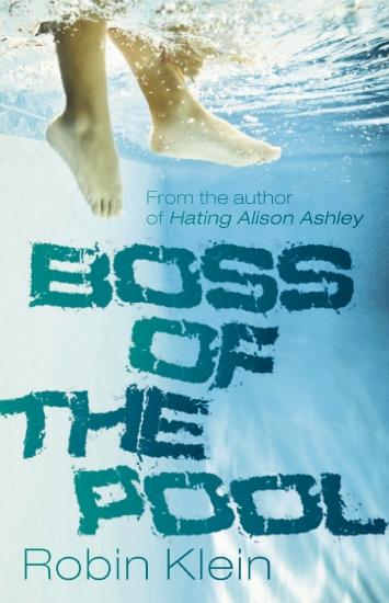 The pool b y the boss