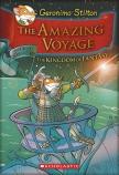 Geronimo Stilton and the Kingdom of Fantasy: The Amazing Voyage (#3)