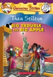 Thea Stilton: Big Trouble in the Big Apple (#8)