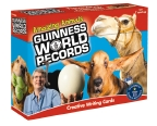 Guinness World Records: Amazing Animals Creative Writing Cards