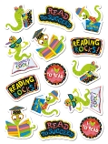 Reading Rocks Stickers