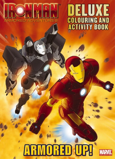 The Store Iron Man Armored Adventures