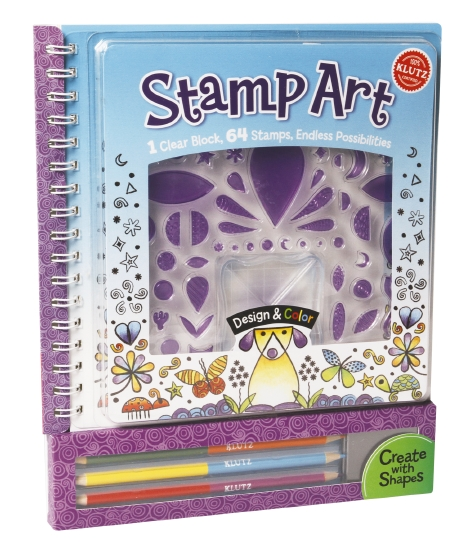 Stamp Art - Book