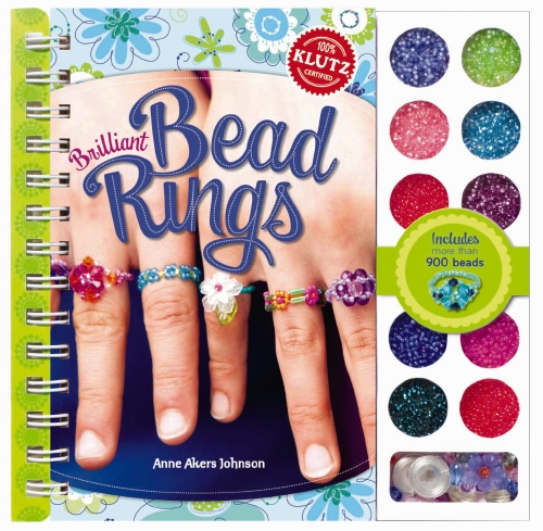 Brilliant Bead Rings 6Pack