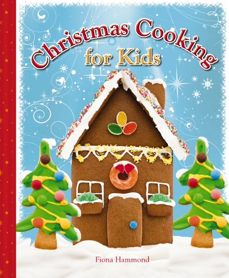 The Store Christmas Cooking For Kids Book The Store