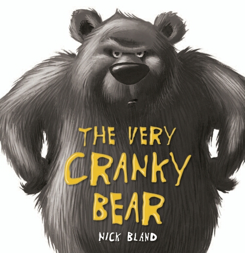 The Cranky Bear Board Book