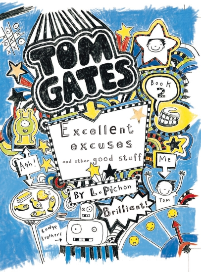EXCELLENT EXCUSES (AND OTHER GOOD STUFF) (TOM GATES)