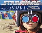 Star Wars: Phantom Menace 3D Storybook