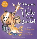 There's a Hole in My Bucket (with CD)