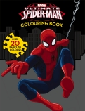 The Amazing Spider-Man: Colouring Book