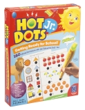HOT DOTS JR GETTING READY FOR