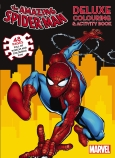 The Amazing Spider-Man Deluxe Colouring and Activity Book