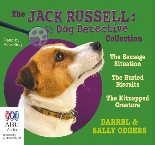 The Jack Russell: Dog Detective Collection CD