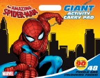 The Amazing Spider-Man Giant Activity Carry Pad