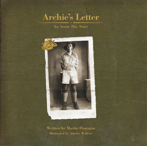 Archie's Letter: An Anzac Day Story - Book