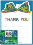 Eric Carle: Thank You Notes