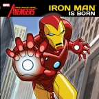 The Avengers: Iron Man is Born