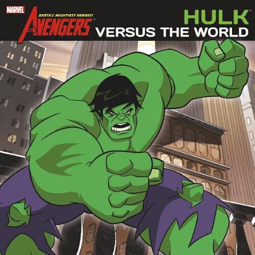The Avengers: Hulk Vs the World