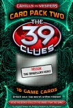39 Clues Cahills vs Vespers Card Pack #2: The Magellan Heist