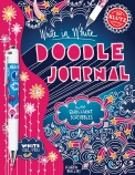 Write in White Doodle Journal