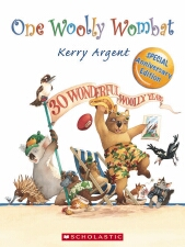 One Woolly Wombat 30th Anniversary Edition