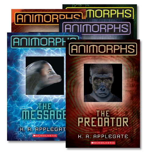 Product Animorphs Saving The World Pack School Essentials