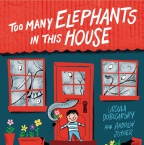 TOO MANY ELEPHANTS IN HOUSE