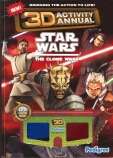 Star Wars: The Clone Wars 3D Activity Annual