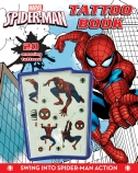 Spider-Man Tattoo Book