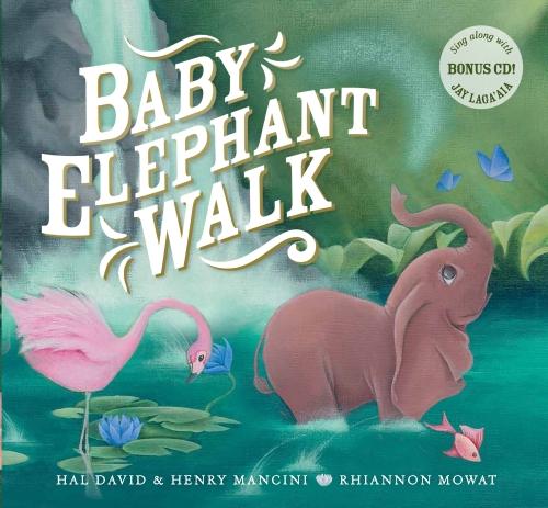 BABY ELEPHANT WALK+CD