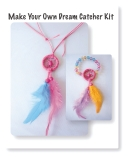 Make Your Own Dream Catcher Jewellery